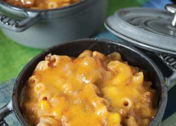 Recipe Tex-Mex Macaroni Casserole