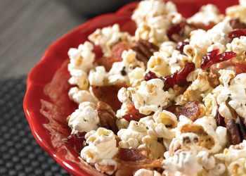 Recipe Maple Bacon Popcorn Mix