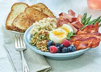 Recipe Hearty Breakfast Bowl