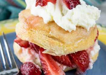 Recipe Easy Strawberry Shortcake