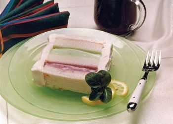 Recipe Angel Sherbet Cake