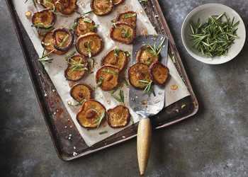 Recipe Marinated Roasted Portobello Mushrooms with Olive Oil Agrodolce