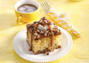 Recipe Ooey-Gooey Caramel Cake