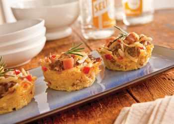 Recipe Mini Hash Brown Casseroles