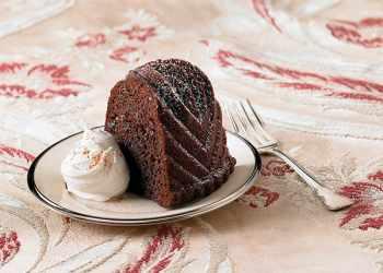 Recipe Triple Chocolate Gingerbread