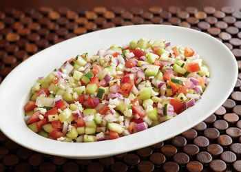 Recipe Simple Persian Salad