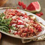 63 Recipe Watermelon and Bulgur Wheat Salad