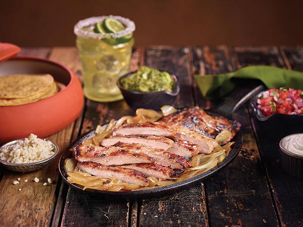 146 Recipe Grilled Pork Loin Fajitas