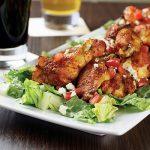 161 Recipe Cheesy Taco Wings