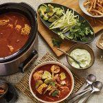 173 Recipe Puebla Hot-Pot Broth with Avocado Crema