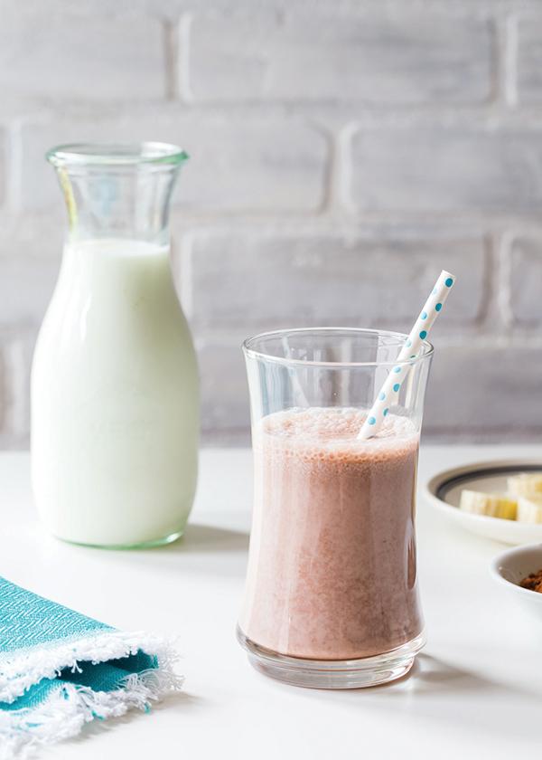 372 Recipe Chocolate Banana Milk