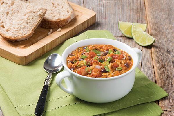 727 Recipe Chipotle Pumpkin Black Bean Chili
