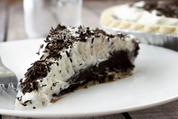 742 Recipe Chocolate Silk Pie