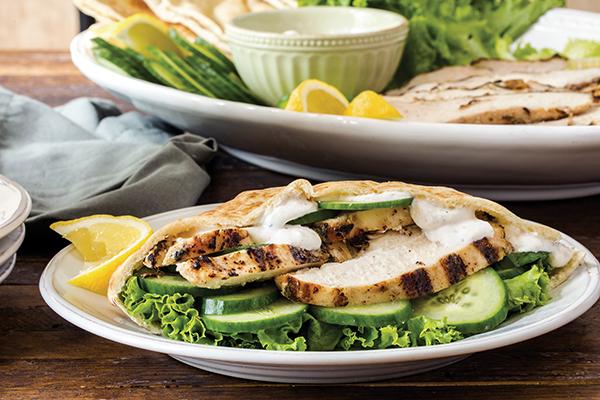 798 Recipe Grilled Chicken Shawarma