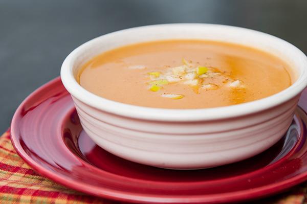 830 Recipe Butternut Squash and Pear Soup