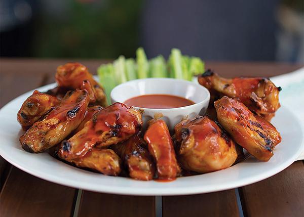 1036 Recipe Buffalo Chicken Wings