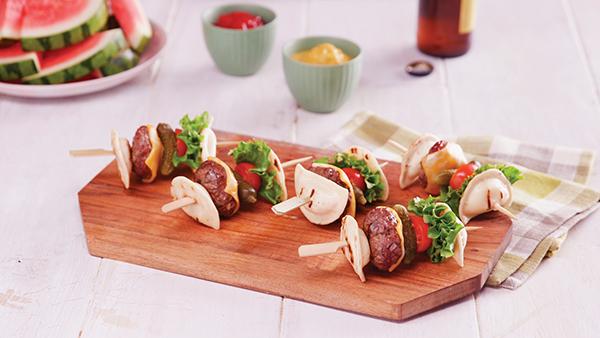 1121 Recipe Mini Pierogy Slider Kebabs