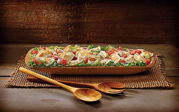 1124 Recipe Farmers Market Mini Pierogy Salad