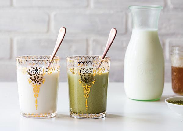 1248 Recipe Lavender Honey Flavored Milk