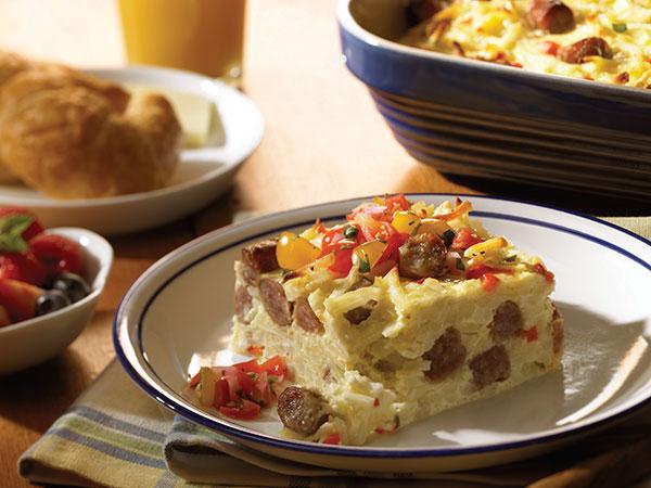 1276 Recipe Sunrise Breakfast Casserole