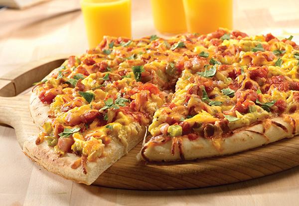 1328 Recipe Breakfast Pizza