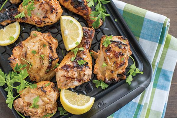 1353 Recipe Grilled Buttermilk Chicken