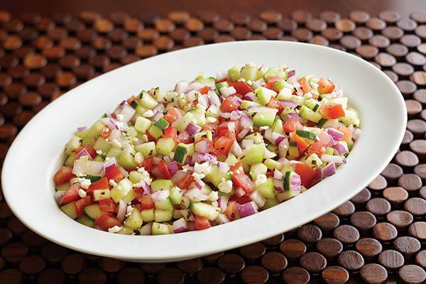1390 Recipe Simple Persian Salad