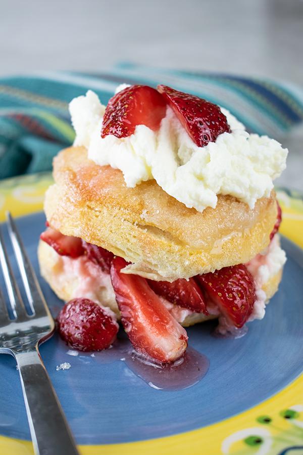 1533 Recipe Easy Strawberry Shortcake
