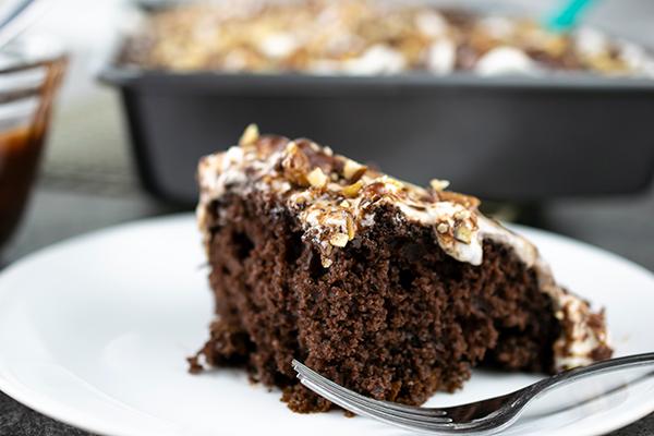Recipe Mississippi Mud Cake