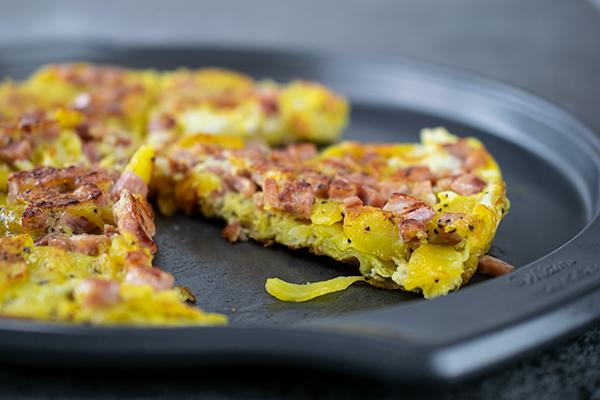 1553 Recipe Spanish Potato and Onion Omelet