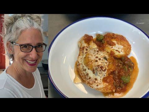 One-Skillet Chicken Puttanesca Melt - Everyday Food with Sarah Carey